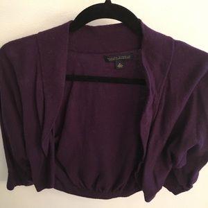 Sweaters - Banana Republic crop cardi